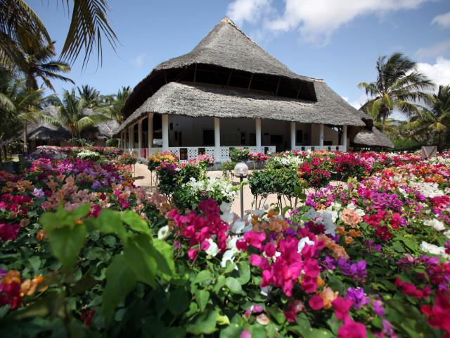 Contemporanea esterni: Zanzibar, casa di accoglienza minori