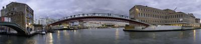 INFRASTRUTTURE: Venezia, Quarto Ponte sul Canal Grande, di Santiago Calatrava