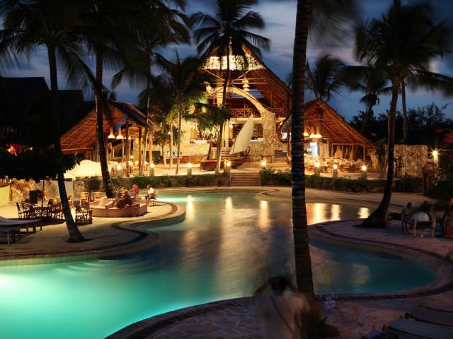 Contemporanea esterni: Zanzibar, resort
