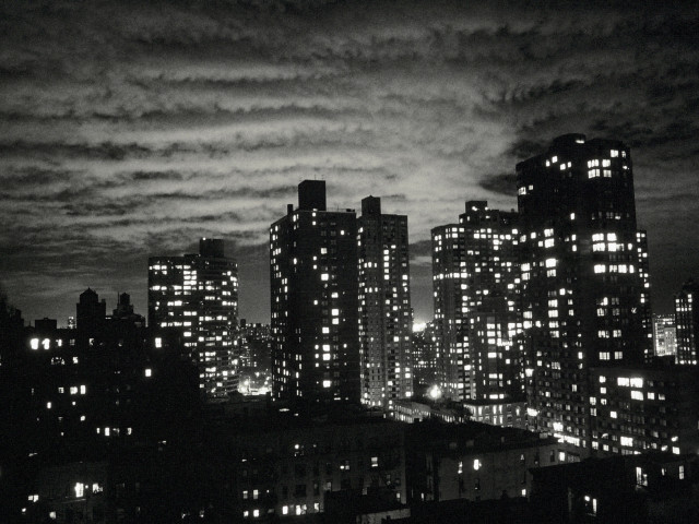 PAESAGGIO URBANO: New York