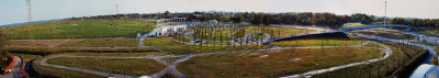 PAESAGGIO URBANO: Parco San Giuliano, Panoramica, arch. Antonio Di Mambro