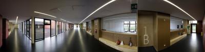 architettura interni: Ponzano Veneto, scuola elementare, paccagnan S.p.A.