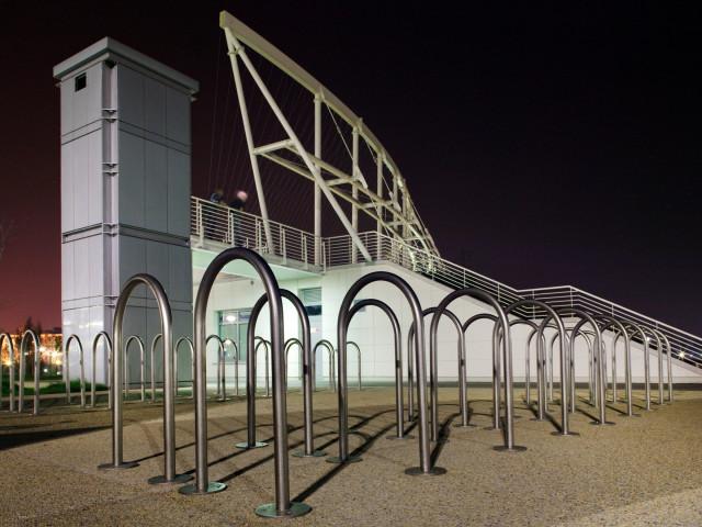 Contemporanea Esterni: Mestre Parco di San Giuliano, servizi accessori, arch. Antonio Di Mambro