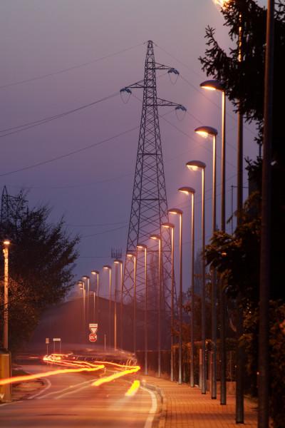 ARREDAMENTO URBANO: Mestre, nuova illuminazione via Martiri