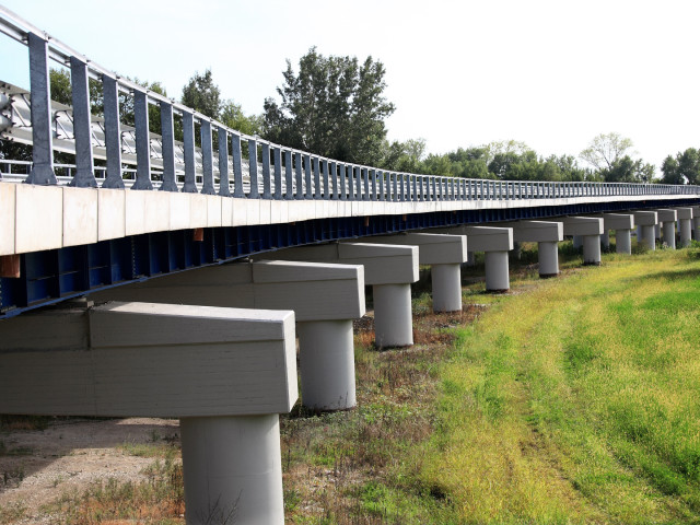 INFRASTRUTTURE: Treviso, Paccagnan S.p.A. nuovo ponte sul Piave