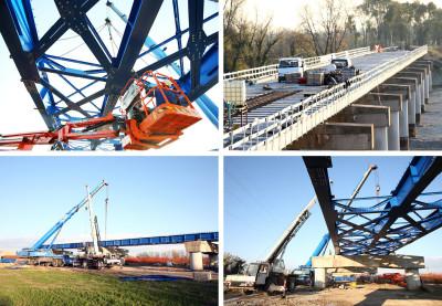 CANTIERISTICA: Treviso, Paccagnan S.p.A. nuovo ponte sul fiume Piave