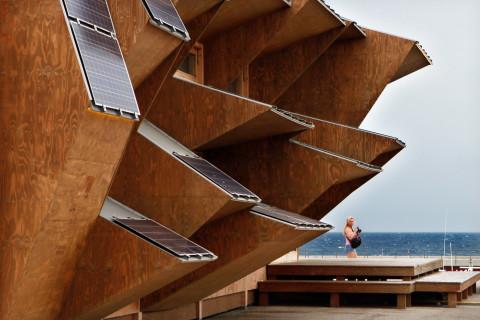 CONTEMPORANEA ESTERNI: Barcellona, Casa Solar